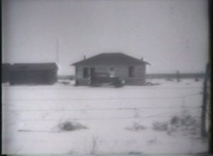 $10,000,000 Snow Blanket Covers Texas Dust Bowl
