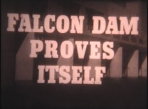 Falcon Dam Proves Itself (1954)