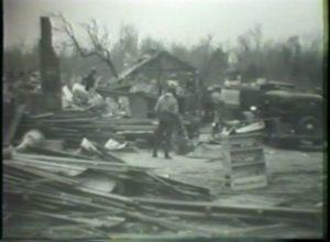 Grapeland Tornado